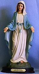 OUR LADY OF GRACE, 11.5 INCHES