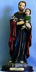 SAINT JOSEPH, 11.5 INCHES 61703