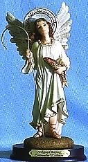 ARCHANGEL RAPHAEL, 8.5 INCHES.