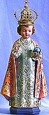 INFANT OF PRAGUE, 24 INCHES.