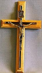 TRADITIONAL CRUCIFIX.  79-00487.