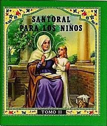SANTORAL PARA LOS NINOS  Tomo II.
