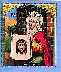 SANTORAL PARA LOS NINOS  Tomo IV.