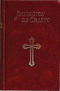 IMITACION DE CRISTO por Thomas a Kempis.
