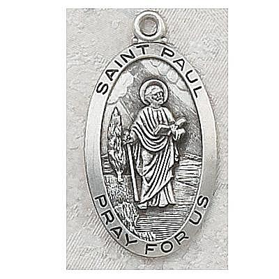 SAINT PAUL MEDAL.  L550PL.