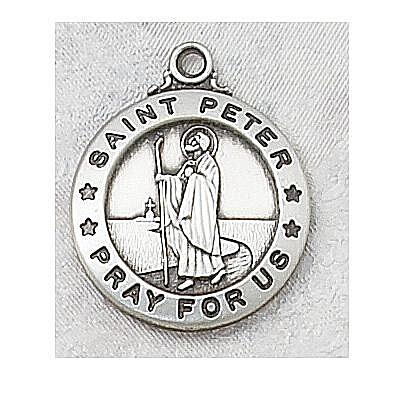 SAINT PETER MEDAL.  L600PTR.