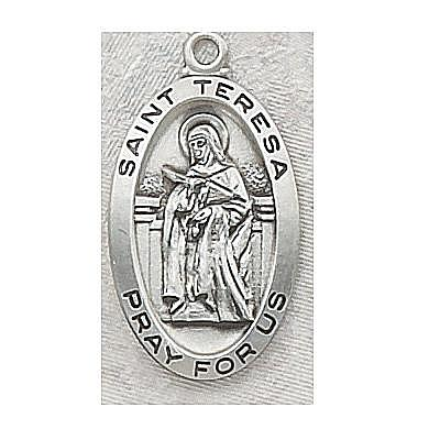 SAINT TERESA OF AVILA MEDAL.  L500TH.