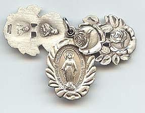 MIRACULOUS MEDAL.  LM48 .