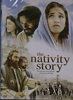 THE NATIVITY STORY. DVD.