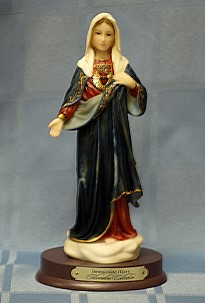 IMMACULATE HEART OF MARY, 11.5 INCHES