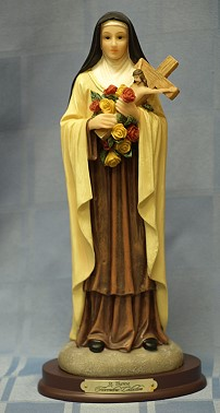SAINT THERESE, 11.5 INCHES