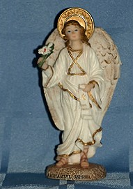 ARCHANGEL GABRIEL, 5.5 INCHES.