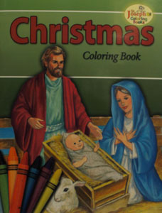 CHRISTMAS, Coloring book #680