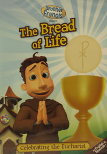 BROTHER FRANCIS: THE BREAD OF LIFE. DVD.