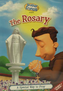 BROTHER FRANCIS: THE ROSARY. DVD.