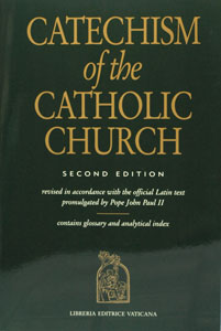 CATECHISM OF THE CATHOLIC CHURCH, second edition.  Paper.