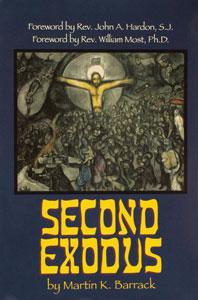 SECOND EXODUS by Martin Barrack.