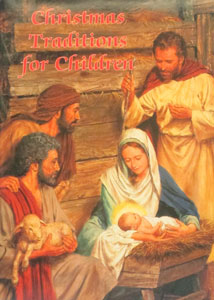 CHRISTMAS TRADITIONS FOR CHILDREN.  #RG10359.