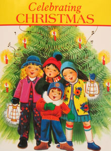 CELEBRATING CHRISTMAS by REV. JUDE WINKLER NO. 498