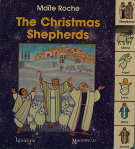 THE CHRISTMAS SHEPHERDS by MAITE ROCHE
