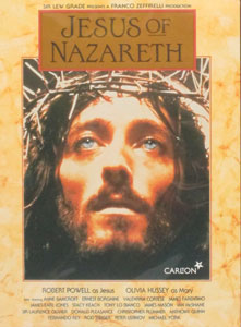 JESUS OF NAZARETH. DVD.
