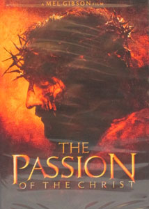 THE PASSION OF THE CHRIST. DVD. (Full Screen)