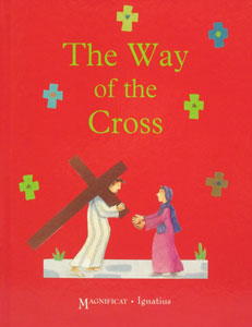 THE WAY OF THE CROSS by JULIETTE LEVIVIER