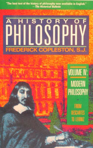 A HISTORY OF PHILOSOPHY by Frederick Copleston, S.J. Vol. 7.