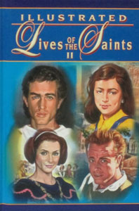 ILLUSTRATED LIVES OF THE SAINTS II # 865/22 by REV. THOMAS J. DONAGHY