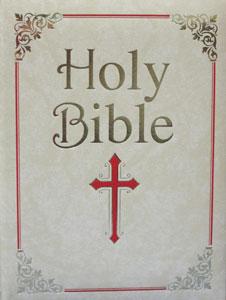 ST. JOSEPH CATHOLIC FAMILY BIBLE, NAB. 612/97.