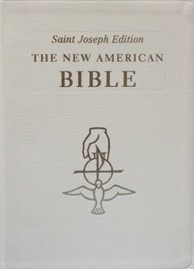 NEW AMERICAN BIBLE, St. Joseph Edition, Large Print 611/13-W.