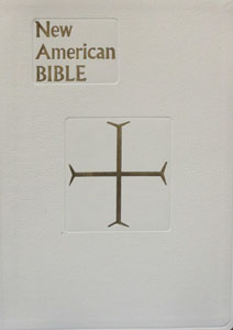 NEW AMERICAN BIBLE, St. Joseph Edition, Large Print 611/10-W.