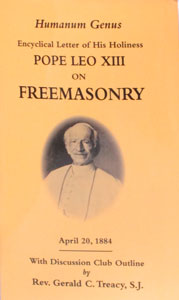ON FREEMASONRY (Humanum Genus)