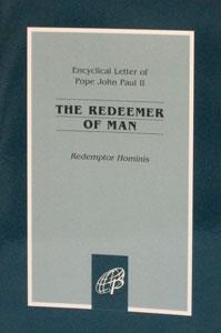 THE REDEEMER OF MAN (Redemptor Hominis)