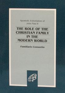 THE CHRISTIAN FAMILY (Familiaris Consortio)