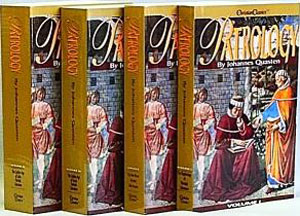PATROLOGY (Four Volume Set) by Johannes Quasten
