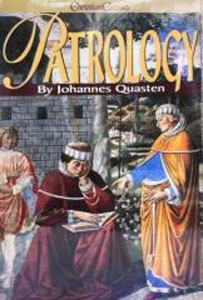 PATROLOGY: Vol. 3, the Golden Age of Greek patristic literature, by Johannes Quasten.