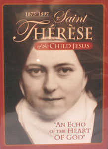 ST. THERESE OF THE CHILD JESUS. DVD.