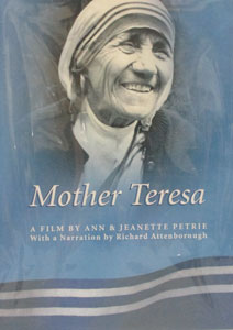 MOTHER TERESA. DVD.