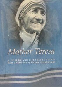MOTHER TERESA. DVD.