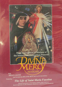 DIVINE MERCY: NO ESCAPE. DVD.