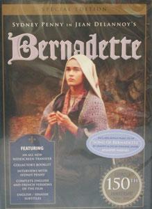 BERNADETTE. DVD.