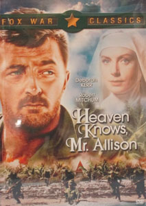 HEAVEN KNOWS MR. ALLISON, DVD