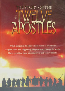 THE STORY OF THE TWELVE APOSTLES. DVD.