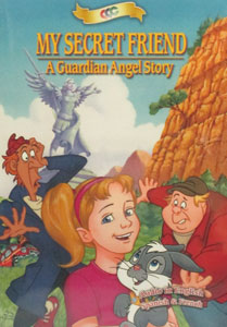 MY SECRET FRIEND, A GUARDIAN ANGEL STORY. DVD.