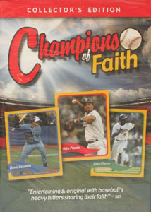 CHAMPIONS OF FAITH: BASEBALL EDITION.