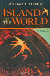 ISLAND OF THE WORLD by Michael O'Brien