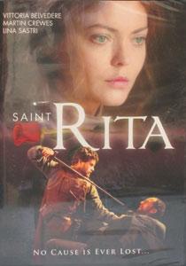SAINT RITA. DVD.