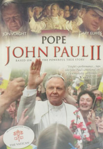 POPE JOHN PAUL II   DVD