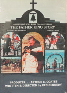 THE FATHER KINO STORY. DVD.